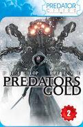 Predator's Gold - UK Relaunch