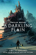 A Darkling Plain - 2018 Cover - Mcque