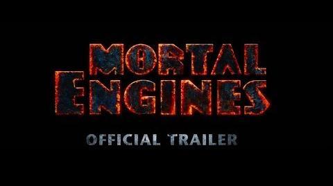 Mortal Engines Official Teaser Trailer
