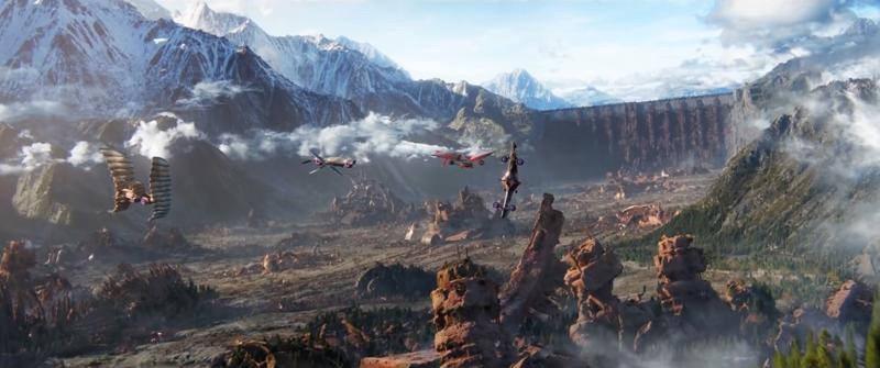 Bildergebnis für Mortal Engine