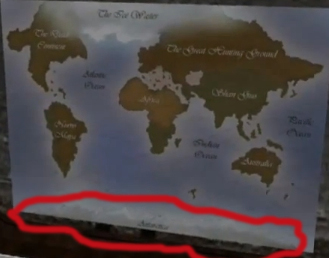 Mortal engines world map A