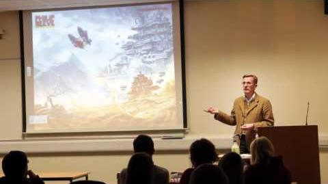 SFFS Guest Talk - Philip Reeve