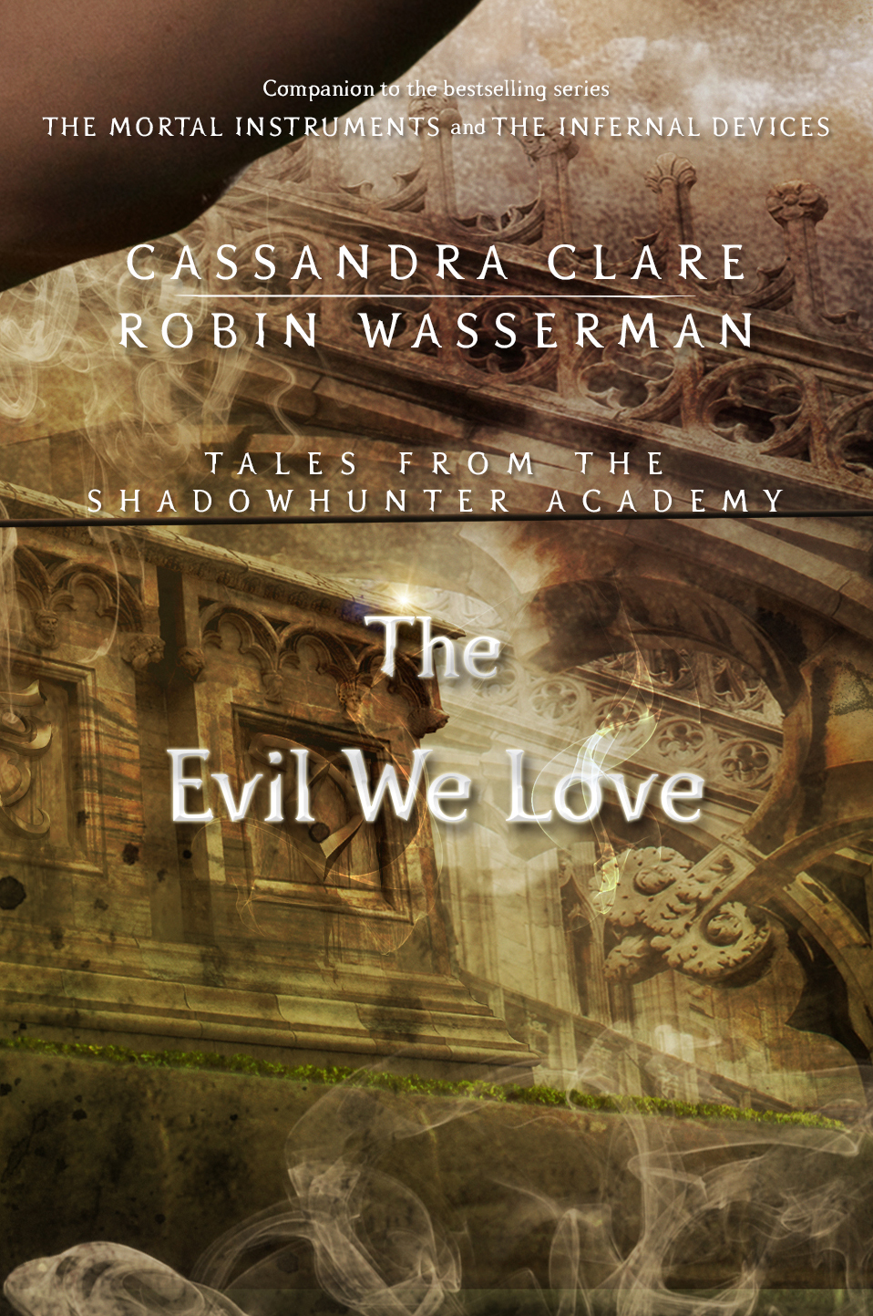 Image result for the evil we love book