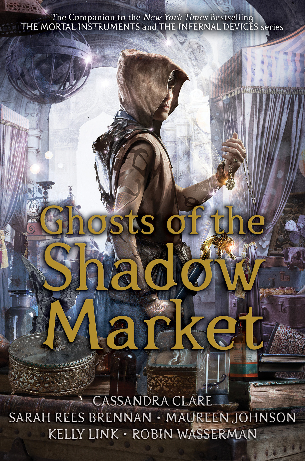Image result for ghosts of the shadow market
