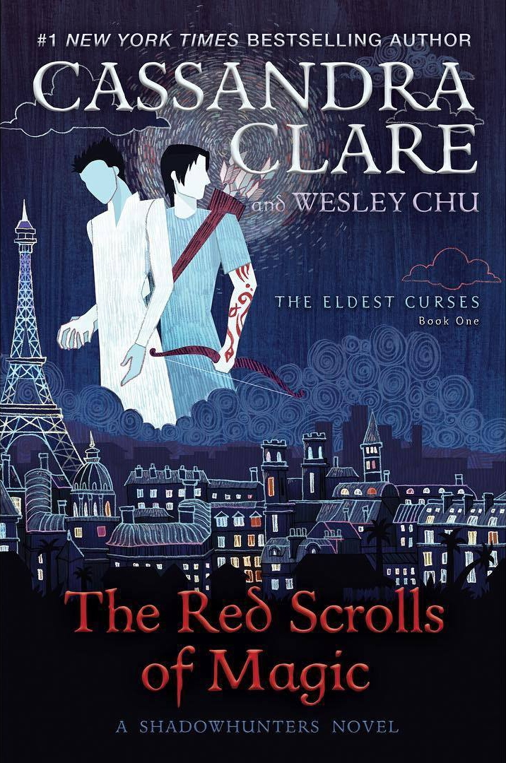 Cool Book Cover Quote : The red scrolls of magic shadowhunters wiki