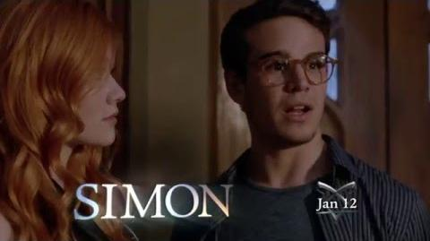 Shadowhunters Characters Simon