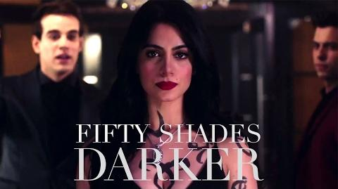 Shadowhunters & Fifty Shades Darker Combo Promo