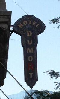 Hotel Dumort