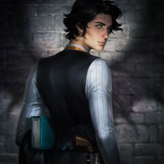 James Herondale - by Charlie Bowater