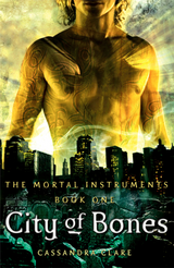 The Mortal Instruments: City of Bones/Differences from the book