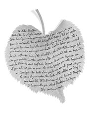 Fey leaf note