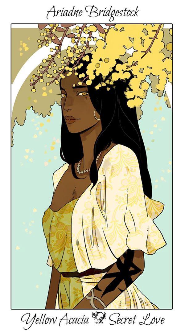 Super Ariadne Bridgestock | The Shadowhunters' Wiki | FANDOM powered by PE-94