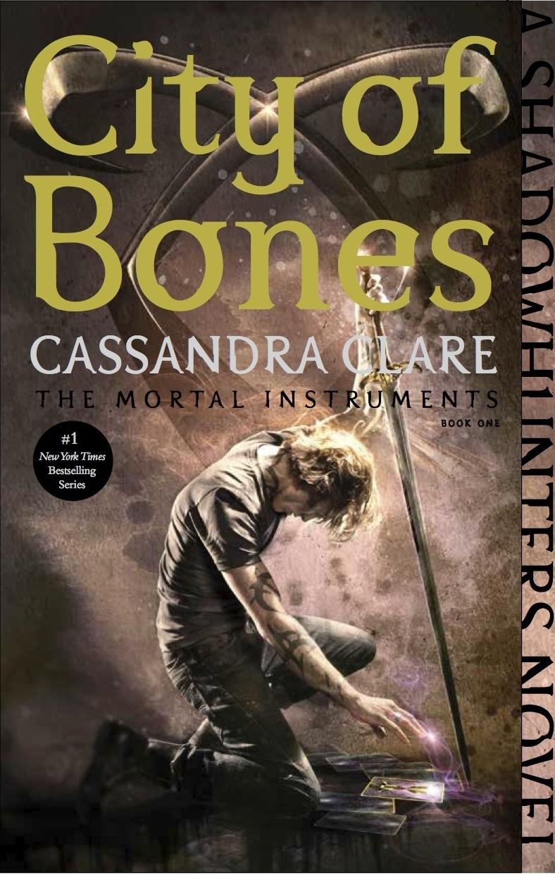 City Of Bones The Shadowhunters Wiki Fandom Powered By Wikia