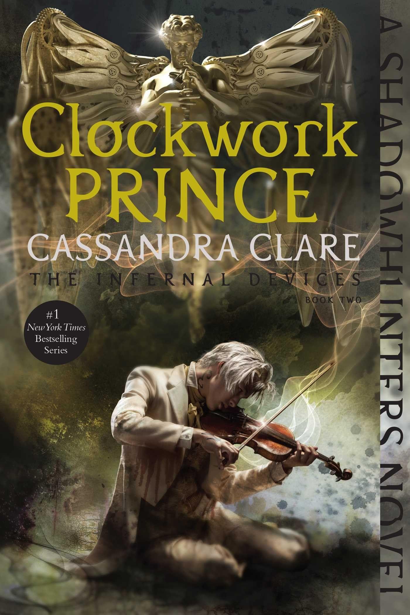 Clockwork Prince Clockwork Prince The Shadowhuntersu0027