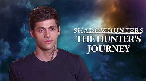 Shadowhunters S2 BTS Hunter's Journey