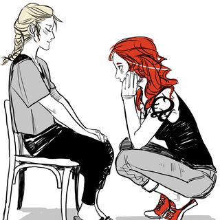 Young Emma & Clary