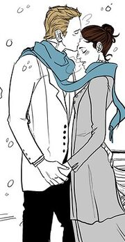 Image result for gideon lightwood and sophie collins