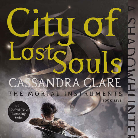 <i>City of Lost Souls</i> cover, repackaged
