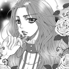 Tessa in the manga