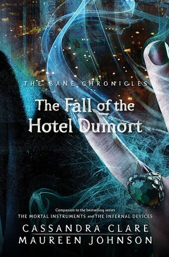 The Fall of the Hotel Dumort | The Shadowhunters' Wiki | Fandom