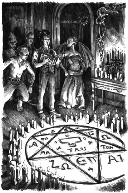 Summoning rituals | The Shadowhunters' Wiki | FANDOM powered by Wikia