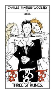 Tarot Runes 3