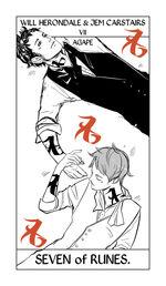 Tarot Runes 7