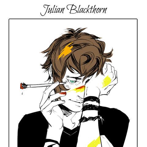 Julian Blackthorn The Shadowhunters Wiki Fandom Powered By Wikia