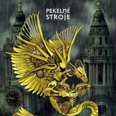 Slovak cover 1 (<i>Mechanický princ</i>)