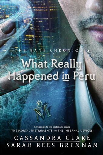 What Really Happened in Peru | The Shadowhunters' Wiki | Fandom