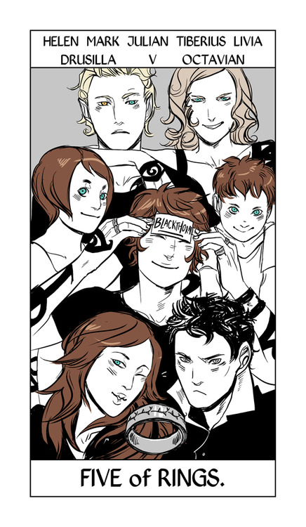 Blackthorn Family The Shadowhunters Wiki Fandom Powered By Wikia