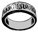 CJ Verlac ring