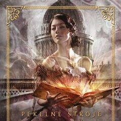 Czech cover (<i>Mechanická princezna</i>)