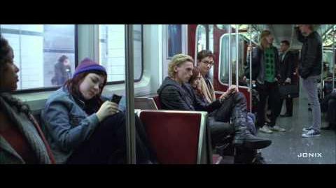 City of Bones Metro Deleted Scene HD