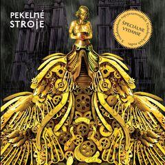 Slovak cover (<i>Mechanická princezná</i>)