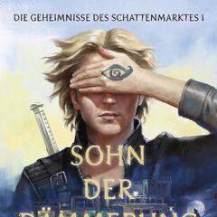 German cover (<i>Sohn Der Dämmerung</i>)