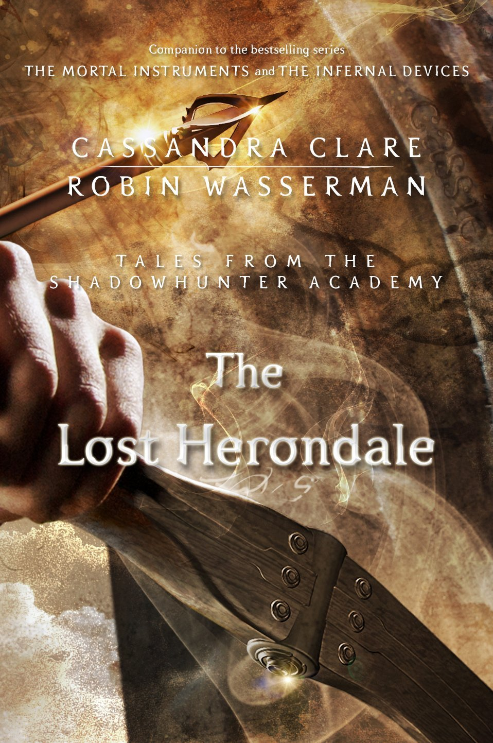 Image result for the lost herondale book