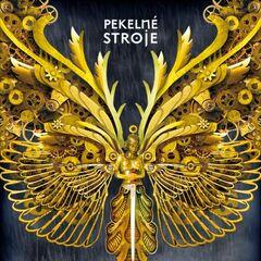 Slovak cover (<i>Mechanický anjel</i>)