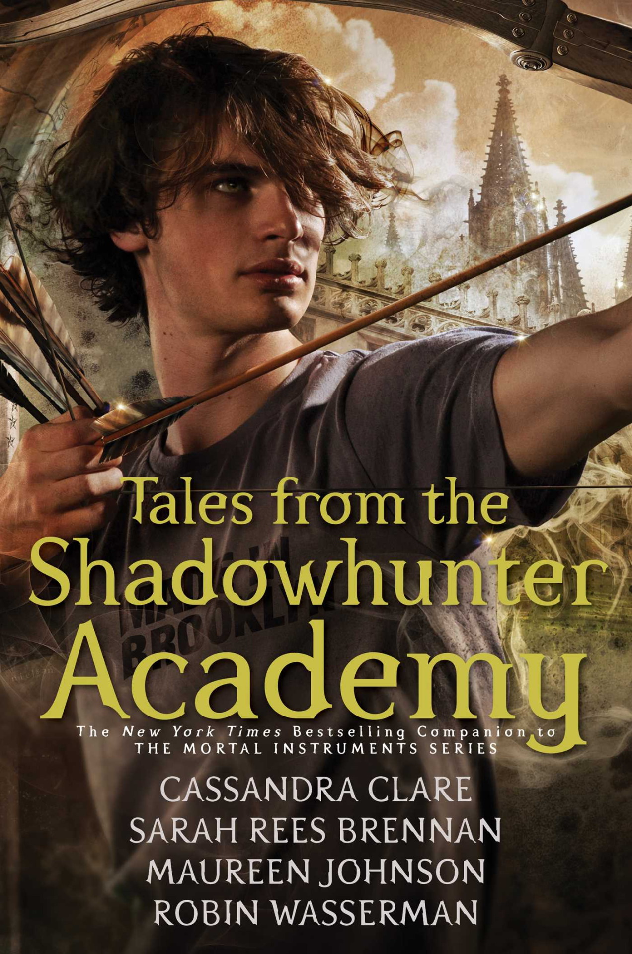 Image result for welcome to shadowhunters academy book