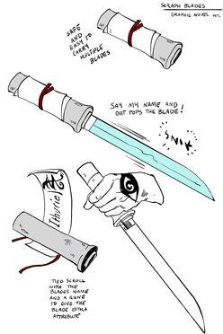 CJ Seraph blade 01