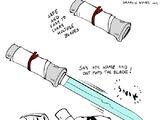 Seraph blade