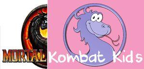 Mortal kombat kids