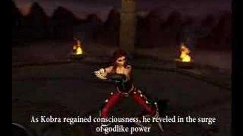 Mortal Kombat Armageddon Kira Ending