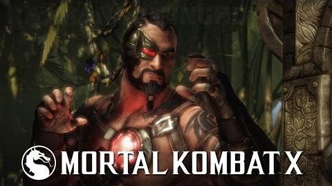 Mortal Kombat X - Kano Reveal Trailer 1080p TRUE-HD QUALITY
