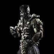 Mortal kombat x ios reptile render by wyruzzah-d8p0opi-1-
