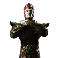 Mortal kombat x shinnok wrathful render
