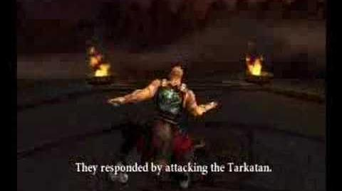 Mortal Kombat Armageddon Baraka Ending