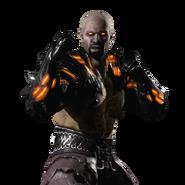 Mortal kombat x ios jax render 6