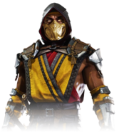 MK11 Scorpion copia