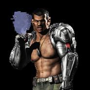 Mortal kombat x ios jax render by wyruzzah-d8p0z63